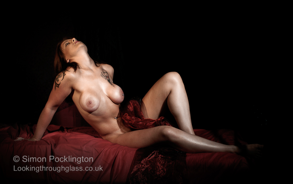 sexy boudoir portraits Norfolk UK