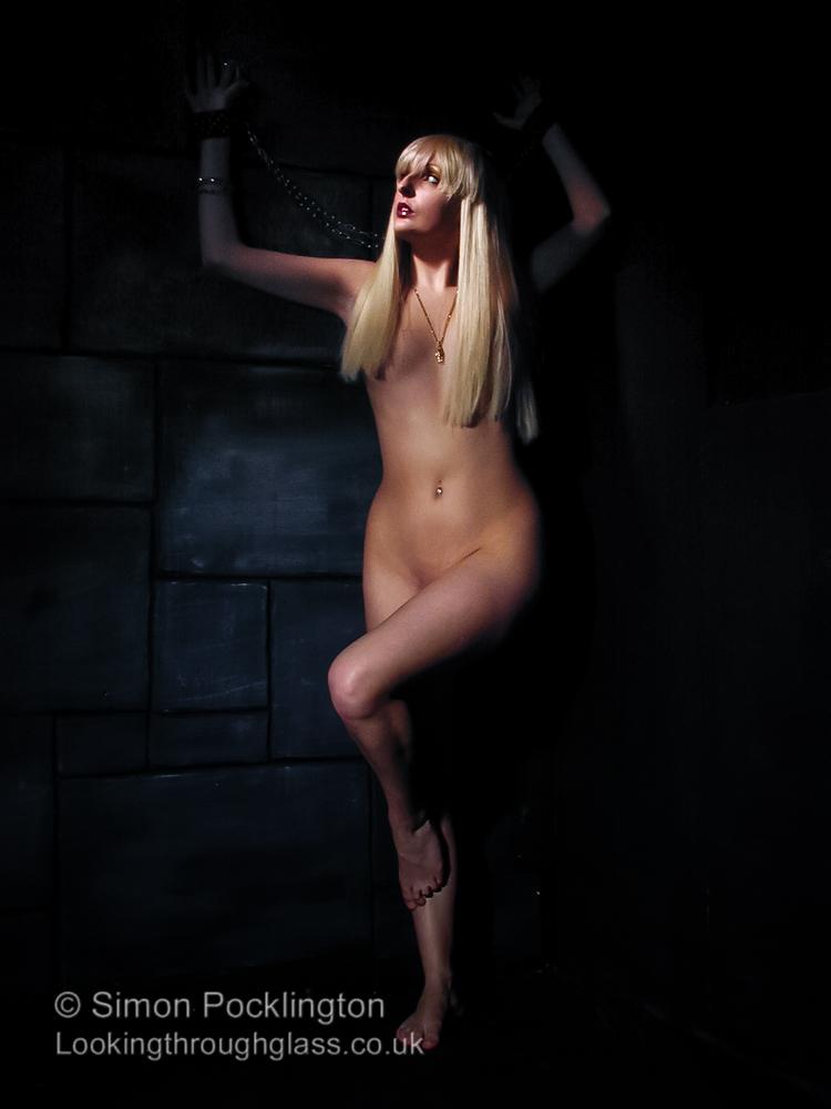 fetish glamour nude