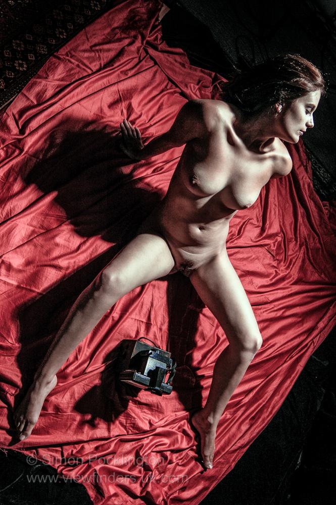 studio nude photography lighting