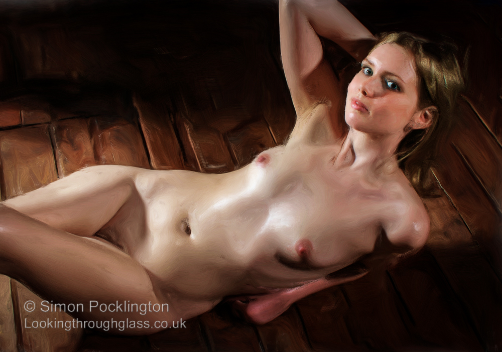 digital painting nudes using painter essentials 5