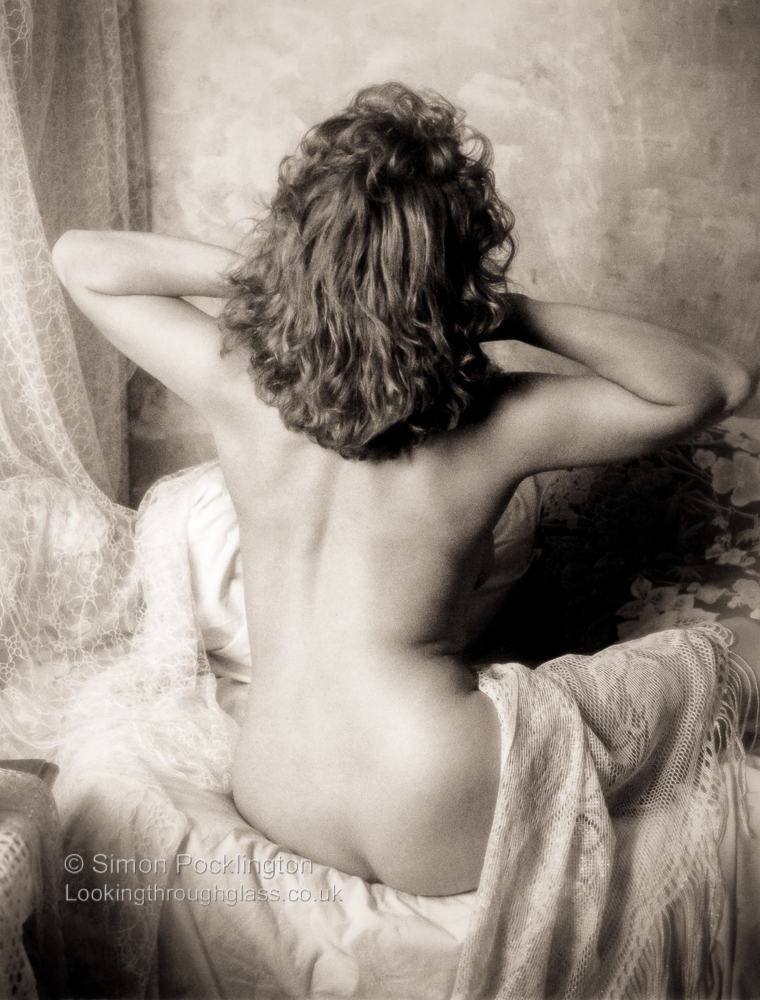 Victorian or Edwardian style portraits and nudes