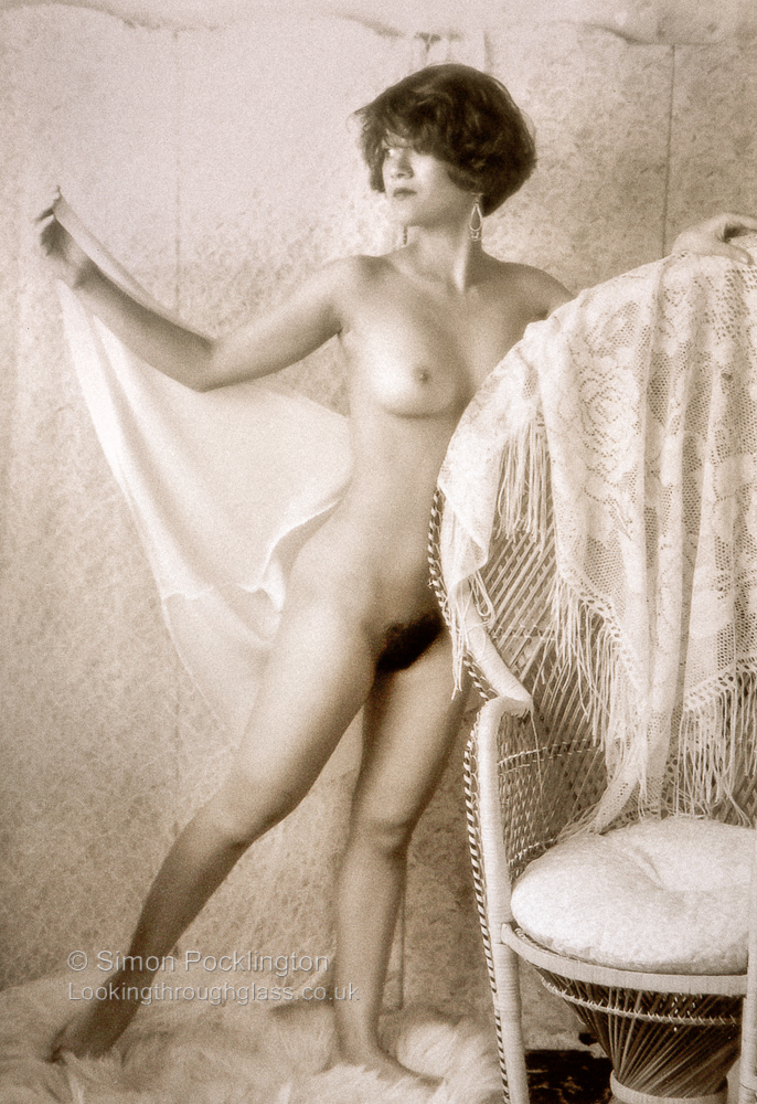 Victorian style portraits and nudes